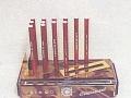 40AB - Porta Rot Rectangular 40mm forrado
