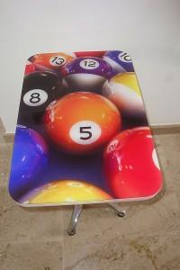 mesas personalizadas billar