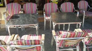 cubre mesas personalizadas